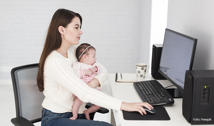Claves para triunfar como mamá y emprendedora