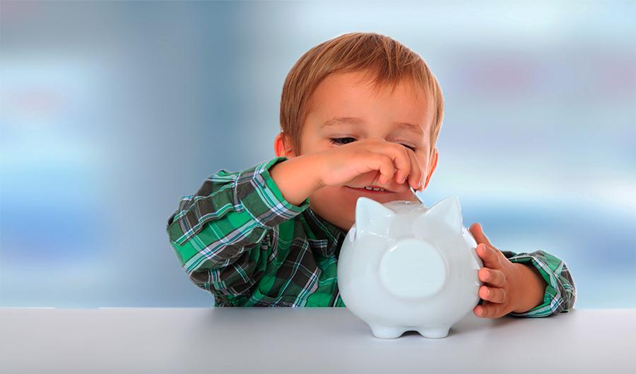 Hábitos financieros para los más pequeños