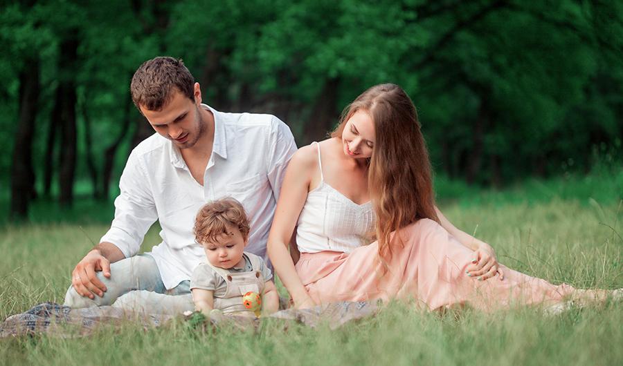 Percepción económica de los padres de familia según la edad de los hijos