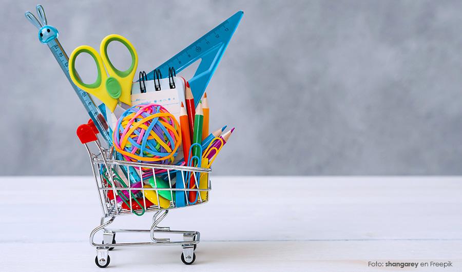 Tips para ahorrar en las compras de regreso a clases